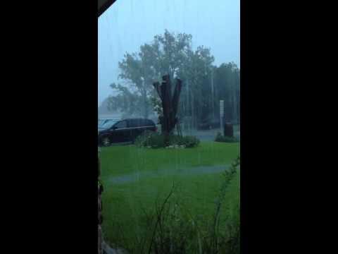 Round Rock rains