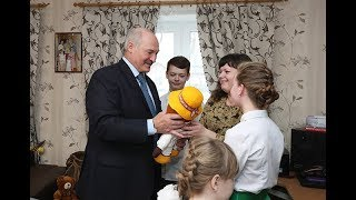 Лукашенко о своем приусадебном хозяйстве