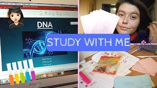 UNI STUDY WITH ME | Forensic Science Student