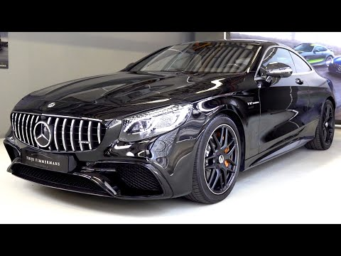 2020 Mercedes S65 AMG Coupe - V12 NEW Review BRUTAL Sound Exhaust Interior Exterior Infotainment