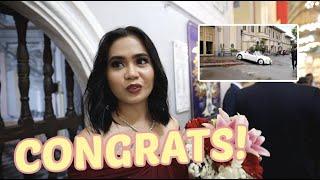 NAG ABAY SA KASAL (February 8, 2020.) | Anna Cay ♥ thumbnail