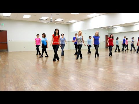 Everybody Dance And Sing! - Line Dance (Dance & Teach In English & 中文)