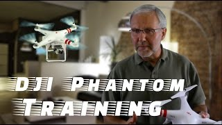 Phantom Knowledge Lessons for learning to fly the Phantom 2 quad copter in a few hours