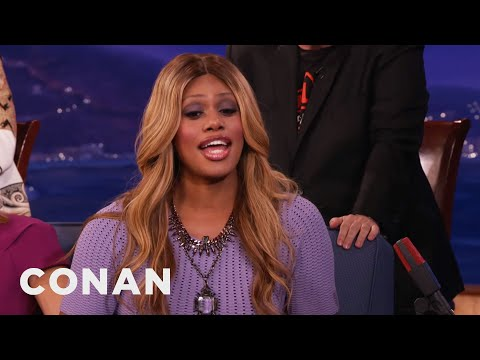 Laverne Cox's Twin Brother Gets Mistaken For Her