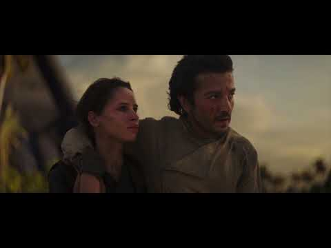 Rogue One A Star Wars Story: Destruction Of Scarif And Death Of Jyn Erso & Cassian Andor [1080p HD]