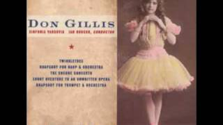 "DON GILLIS: ""Twinkletoes"""