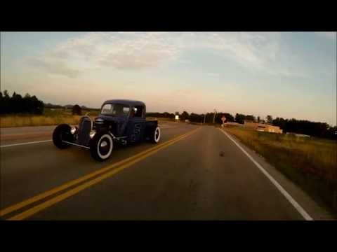 1946 Ford Traditional Hot Rod SCTA HAMB Street Rat, C10, 3100 FOR SALE