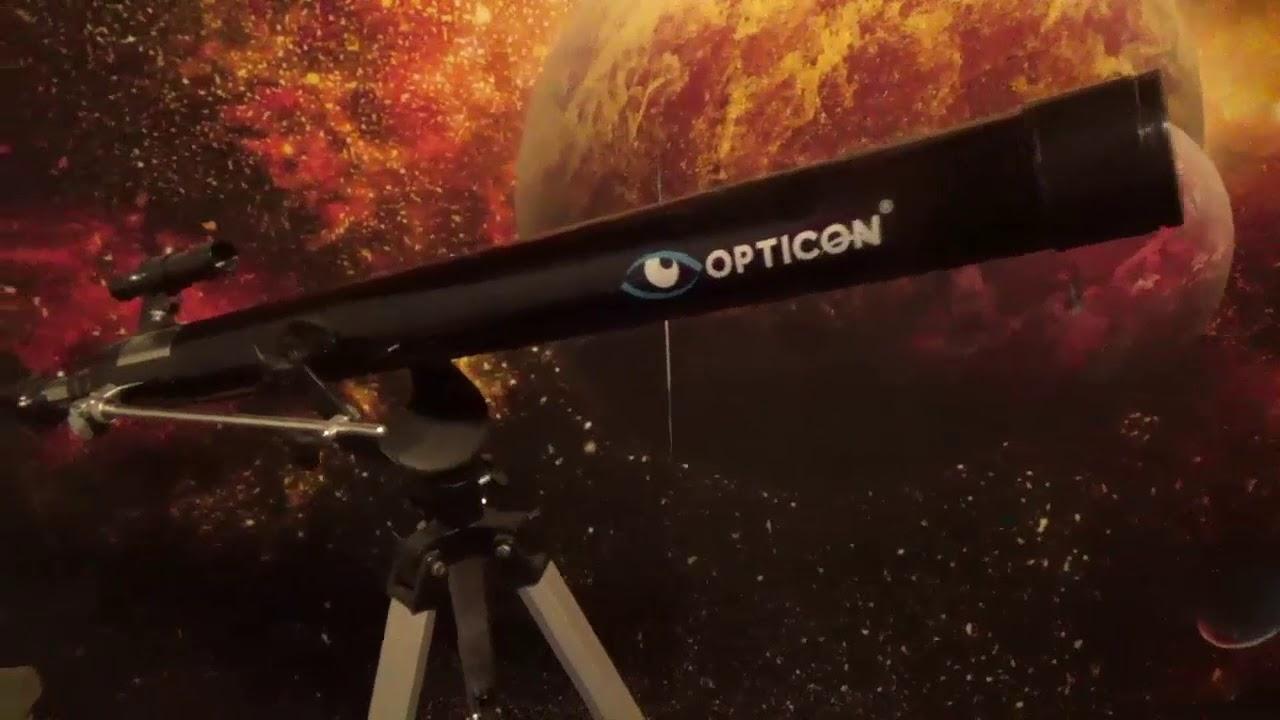 Teleskop opticon co sobie dziś kupiłem youtube