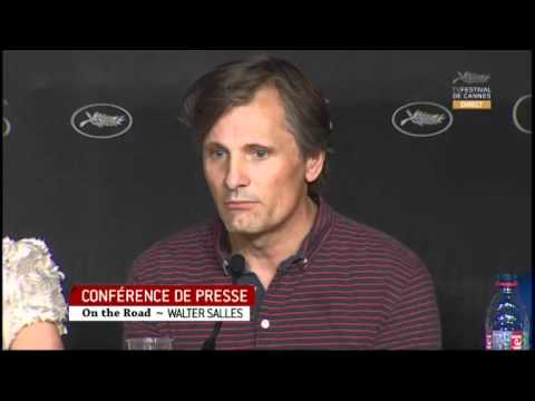 On The Road Full Press Conference - Cannes Film Festival 2012
