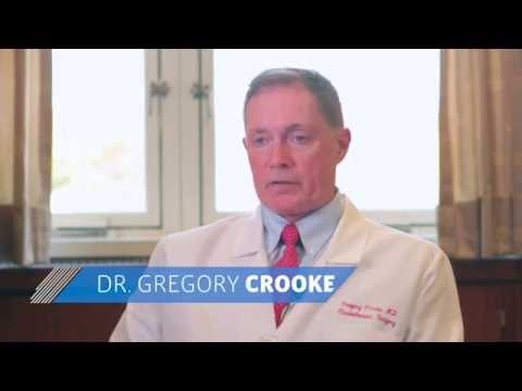 Dr.  Gregory Crooke, Cardiothoracic Surgeon at Maimonides Medical Center