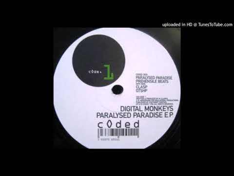 A1 - Digital Monkeys - Paralysed Paradise