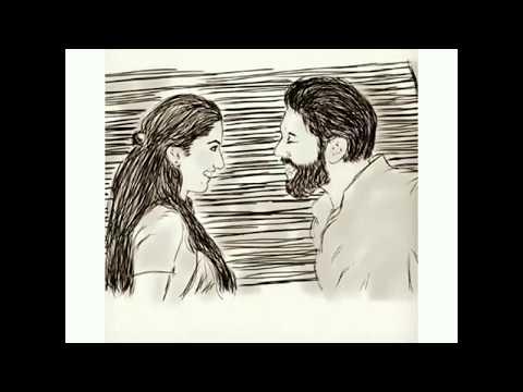 மலரே.. BGM WhatsApp Status #LoveSatheesh