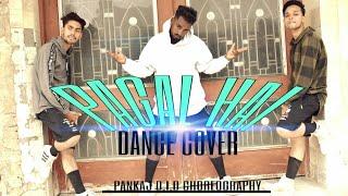 Ladki Pagal Hai || Badshah || Dance Choreography by pankaj did
