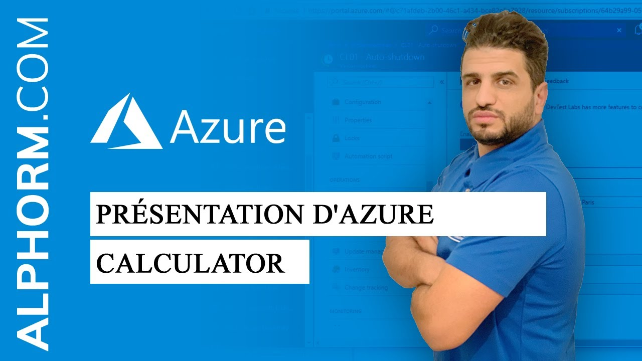 Formation Microsoft Azure - Les Machines Virtuelles | Présentation d'Azure  Calculator