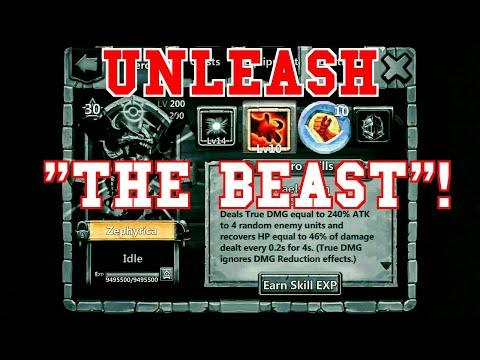 Zypherica | 10/10 Berserk | 10/10 Brute Force | Castle Clash