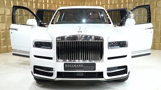 Rolls Royce Cullinan (2019) - The Best Luxury SUV!