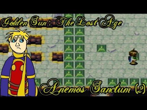 Jackit Game Adventures - Golden Sun: The Lost Age: Anemos Sanctum [2/2] |