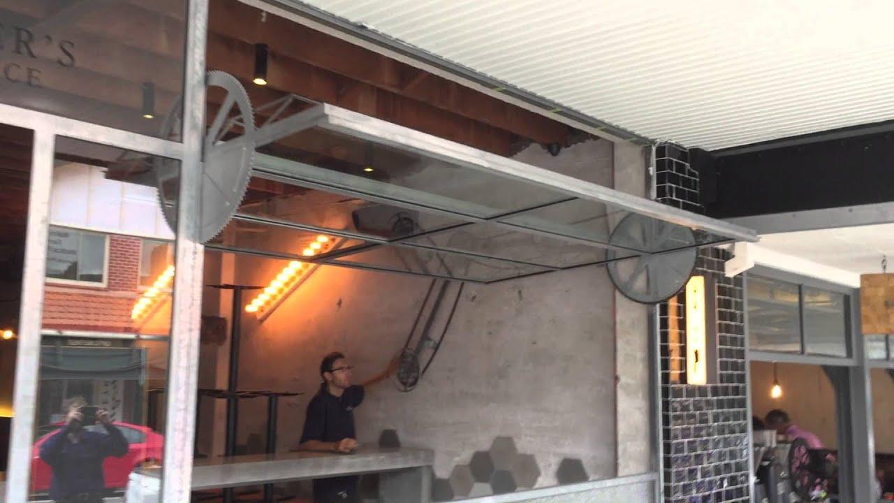 Steel Pivot Window Horizontal Opening Lofficinabyvincenzo