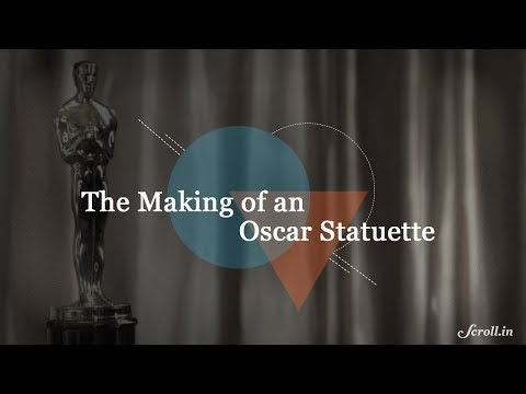 How an Oscar Statuette is Made