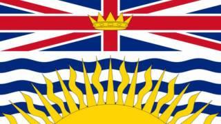 Flag of British Columbia (1960- * )