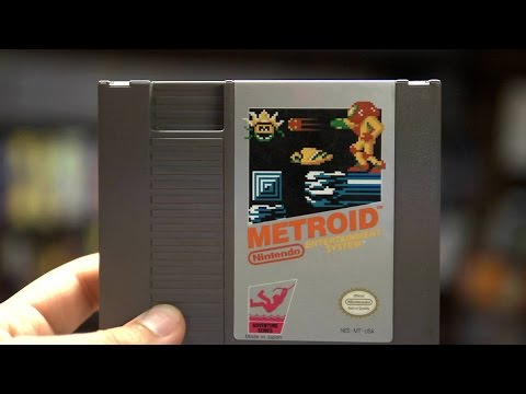 METROID (NES) Part 1 - James & Mike Mondays