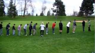Harlem Shake (Seattle Christian Golf Edition)