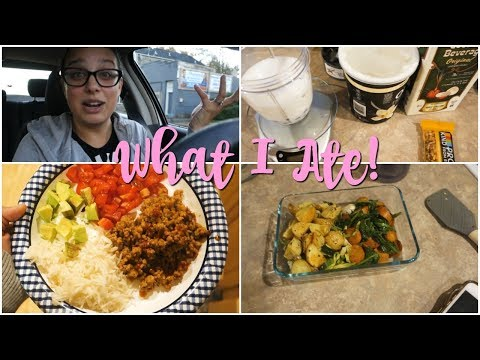 Food Friday | What I Eat To Lose Weight! | Answering Your Questions | 11/6