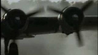 BOEING B-17 FLYING FORTRESS/NO MUSIC/Fantastic Radial  Sound