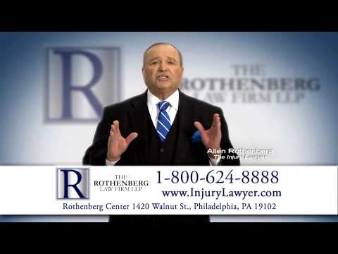 Allen L. Rothenberg, Esq. | Philadelphia Medical Malpractice Lawyer - Attorney