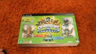 Skylanders: Swap Force Unboxing