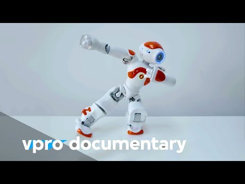 The Human Robot - (vpro backlight documentary - 2015)