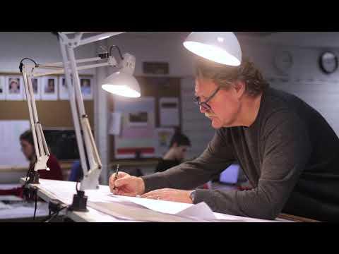 Troy Stories David Ingram Supervising Art Director