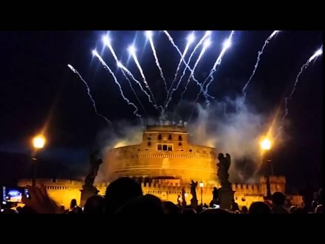 GIRANDOLA DI CASTEL SANT'ANGELO 2014 - FESTA PATRONALE DI SAN PIETRO E PAOLO