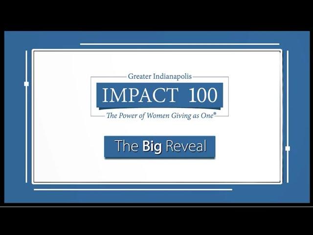 Impact 100 Change-Maker Finalist