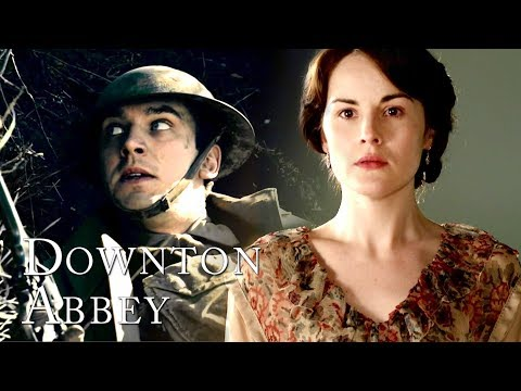Matthew Missing In Combat | World War I | Downton Abbey