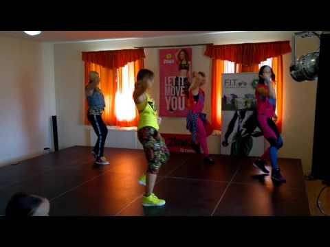 GO ZIN™ Zumba® Fitness Weekend 2017 Hungary - Szeifert Petra