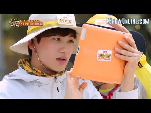[ENGSUB] 150424 박형식 / Park Hyungsik Law Of The Jungle Ep 158 #1