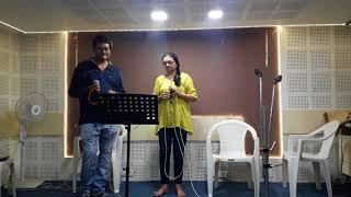 Mahesh Kacha & Rita Doshi perform AAJA SHAM HONE AAI