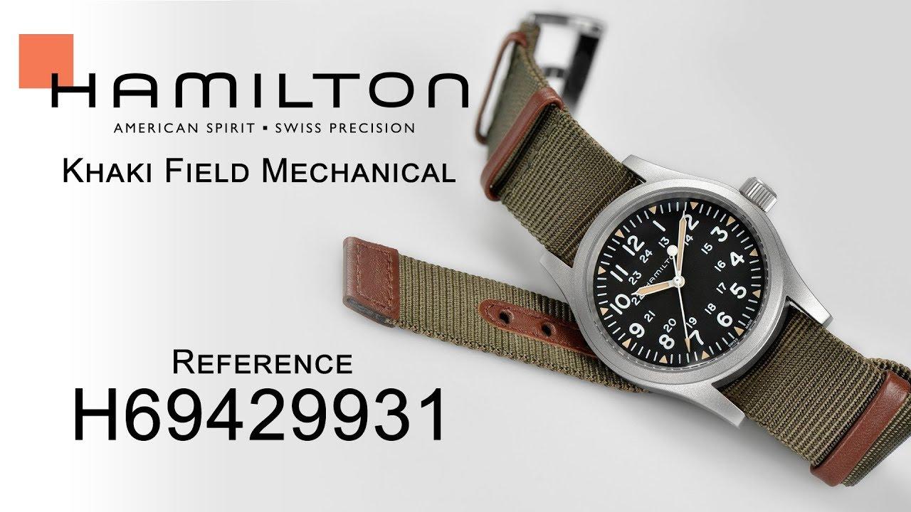 Hamilton Khaki Field Mechanical H69429931 Is It The Best
