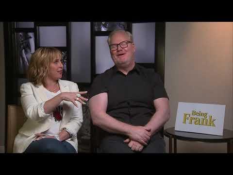 Jim Gaffigan & Miranda Bailey Chat Being Frank