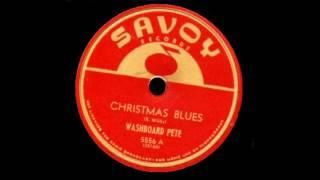 Washboard Pete - Christmas Blues