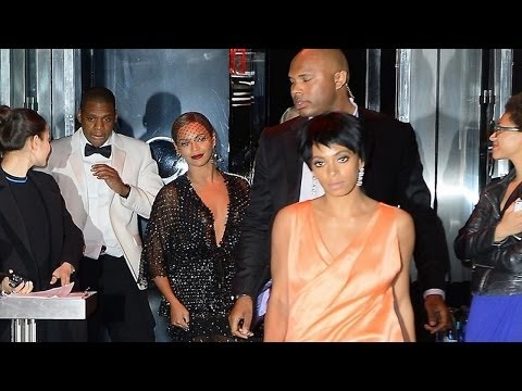 The Real Reason Solange Knowles Attacked Jay Z After the Met Gala
