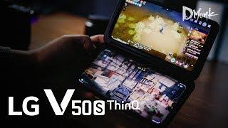 게임 2개 동시 구동, 멀티테스킹 중의 킹, LG V50S ThinQ 리뷰