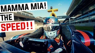 Testing FORMULA Cars For The FIRST TIME! Red Bull Ring