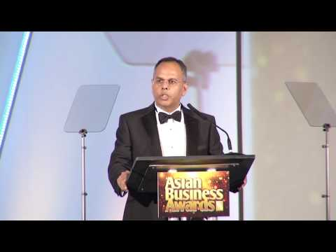 Asian Business Awards 2015