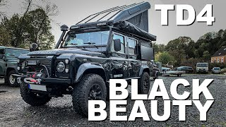 Land Rover Defender TD4 Reisemobil Roomtour  | 4x4PASSION #216