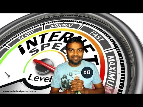 1Mbps = 128Kbps   Internet Speed Vs Download Speed   Internet Speed Test