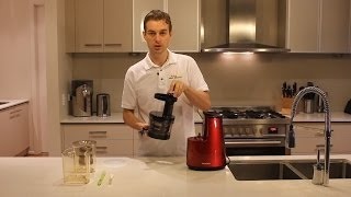 Breakdown and Assembly of the Hurom HH Elite Slow Juicer