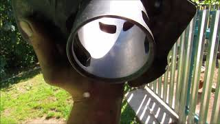 Расточка цилиндров Ява в домашних условиях