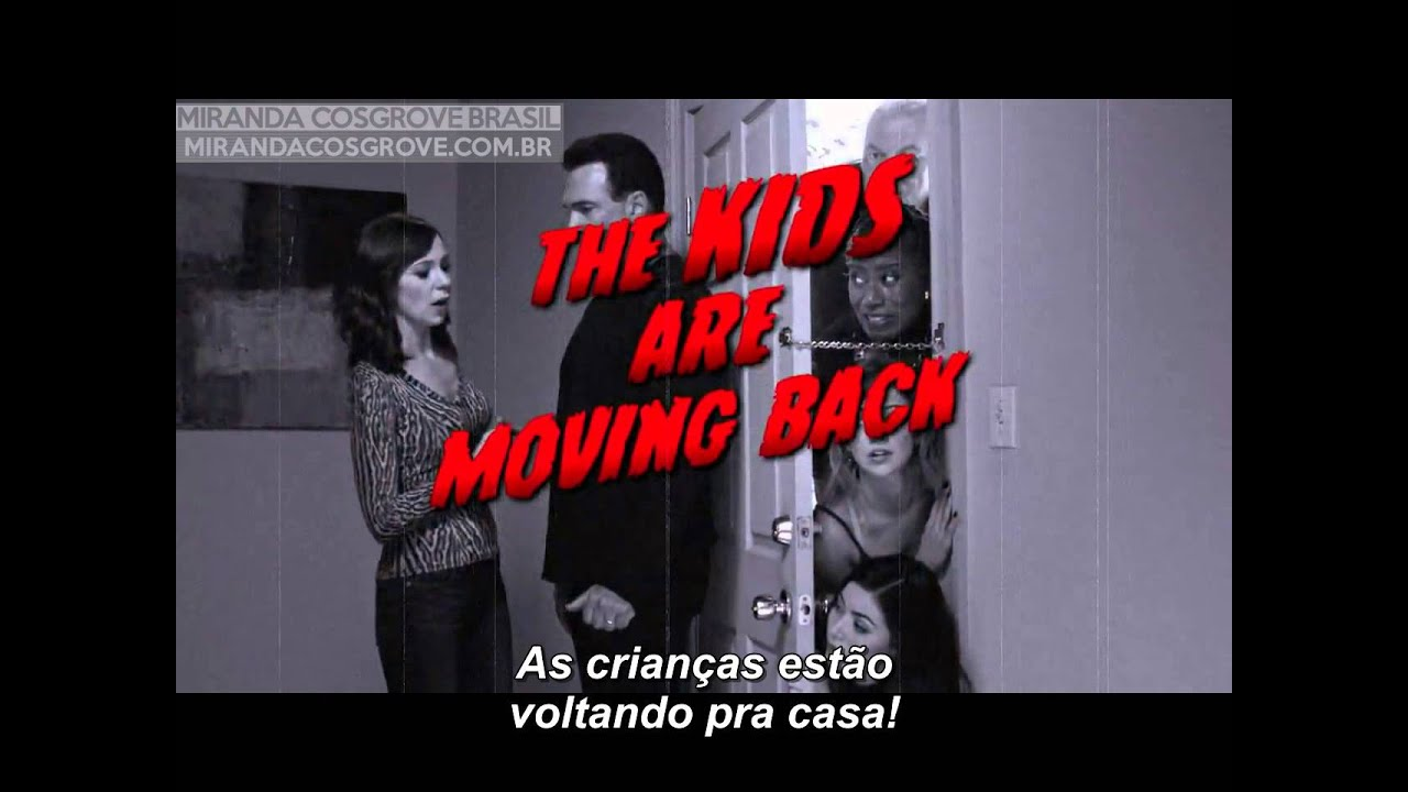 """Download Crowded NBC - Promo #1 """"The Kids Are Moving Back Home"""" (Legendado)"""